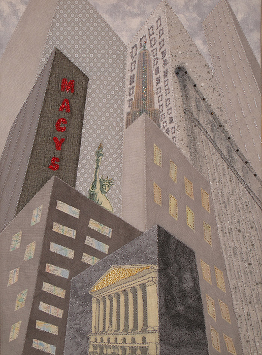 "New York Stock Exchange 11 x 14"", -Sold-"