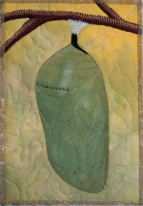 MonarchChrysalis