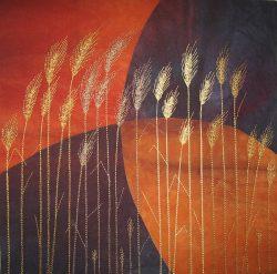 Sunset Wheat IV